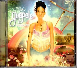 Goapele Change It All 2005 OG CD 1st Press Album Rap Hiphop R&B
