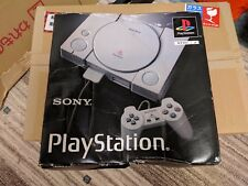 NEW Classic Playstation Console System Japan *100% NEW WITH THE GREEN TAPE*