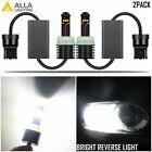 7440 CANBUS 6000K LED Back Up|Brake|DRL|NO Fast Flashing Turn Signal Light Bulb