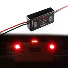 Auto Motorcycle Suv Rear Brake Stop Light Pulse Strobe Flash switch Module Led (Fits: More than one vehicle)