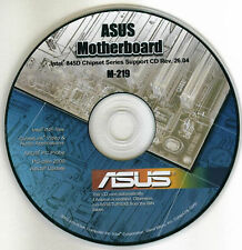 ASUS P4B266 or P4B266-C Motherboard Drivers Installation Disk M219