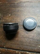 Helios 2X Auto Tele Converter (PS) Lens With Case Screw Fitting