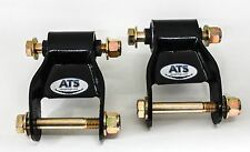 ATS Springs Chevy/GMC K Series Replacement Shackle Kit