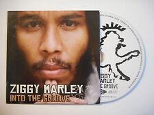 ZIGGY MARLEY : INTO THE GROOVE ♦ CD SINGLE PORT GRATUIT ♦