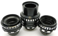 3 x Lenses Russian Soviet USSR Kiev-16U BMPCC Blackmagic Pocket Cinema Camera