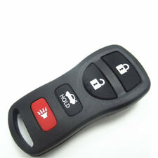 4 Button Key FOB Remote Shell Keyless Entry Case fit NISSAN Infiniti G35 03-06