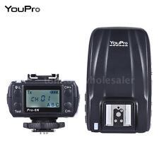 YouPro 2.4G Wireless 1/8000S HSS Flash Trigger for Nikon D5300 DSLR Camera N1K5