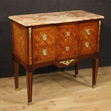 Dresser IN Antique Style Louis XVI Chest of Drawers Furniture 2 Marble