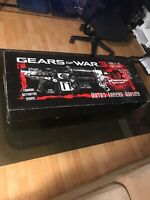 Gears of War 3 Retro Lancer In Original Box NECA Big Weapon WORKS
