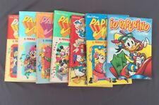 LOTTO 7 PAPERINO MESE - IO PAPERINO 1990-2008 Grandi Storie di Paperi DISNEY