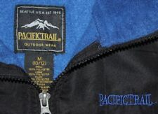 Youth  Pacific Trail    nylon &  fleece   jacket  medium   10 / 12    Insulated