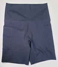 New listing Women's Aerie Offline OG Hi Rise Bike Athletic Gym Shorts With Pockets Size M