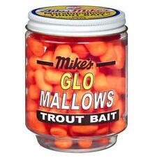 Atlas Mikes 5001 Glo Mallows ORG Garlic Fishing Prepared Bait