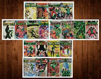Lot of 20 Green Lantern #176-195 Complete Run VF+ to NM Beautiful Set Wont Last!