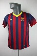 Barcelona FC 2013 2014 Nike Home Football shirt trikot Youth L Large F746
