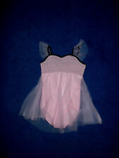 PICK 2 FOR $25 ~ SKATING GYMNASTIC DANCE LEOTARD OUTFIT SIZE 4 - 5 XSMALL NWT