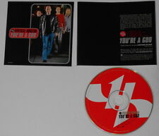 Vertical Horizon  You're a God mixes   U.S promo cd