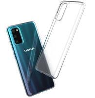 Hülle Silikon Tasche Case 1A Schutz Cover für Samsung Galaxy S20 | Plus | Ultra