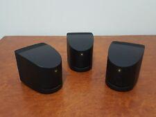 "Bose Black Single Cube Speaker in x3 ""Genuine Bose Made"""