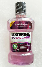 New Listerine Mouthwash Mouth Wash # Total Care 6 in 1 250ml.