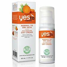 Yes to Carrots - Rich Moisture Day Cream NIEUW NOUVEAU!