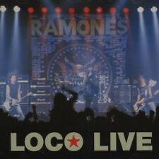 CD RAMONES - LOCO LIVE - ROCK-HARD-HEAVY METAL