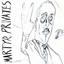 Martyr Privates - Martyr Privates (NEW CD)