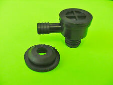 1964-1985 GM Power Brake Booster Vacuum Hose Check Valve Disk Drum & Grommet
