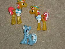 LOT of My Little Pony Blind Bag Figures, Flim Flam Trixie Lulamoon, Villians