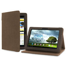 "Cover-Up ASUS MeMO Pad Smart (10"") Tablet Version Stand Hemp Case - Cocoa Brown"