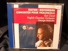 Compositori/Boccherini-Concertos pour violoncelle-Lluis Claret/English Chamber