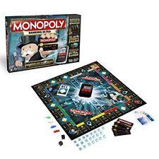 Hasbro B6677100 Monopoly Banking Ultra