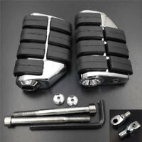 For 1995-2008 2005 2004 Suzuki Intruder 1400 Boulevard S83 Large Front Foot Pegs