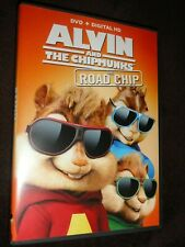 Alvin and the Chipmunks: The Road Chip (DVD, 2016) Quick Shipping
