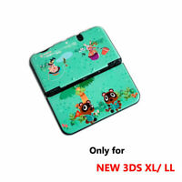 New Animal Crossing Protective Hard Shell Case Cover For Nintendo New 3DS XL/ LL