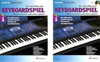 Der neue Weg zum Keyboardspiel - Band 1 - Keyboardschule von Axel Benthien