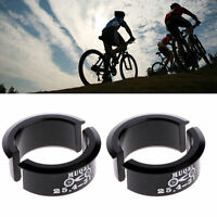 4Pcs 25.4mm to 31.8mm Bicycle Handlebar Stem Shim For Fixed Gear MTB Road Bike