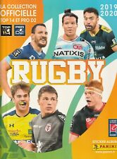 STICKERS IMAGE PANINI - RUGBY 2019 / 2020 - BRIVE - a choisir
