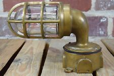 Kulka Electric Brass Maritime Nautical Ship Light