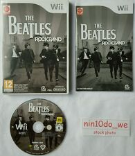The Beatles Rockband [Wii] - Completo -