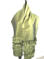 Wrap Scarf Shawl Juniper Green