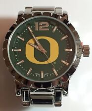New Oregon Ducks Mens Watch, Bracelet, Metal,Gift for Him Anniversary
