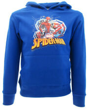 Felpa Spiderman Originale Marvel blu royal
