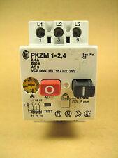 Siemens -  PKZM1-2,4 -  Motor Starter Protector