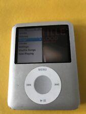 Apple iPod Nano 3rd Generation 4GB Grey A1236 Same Day Dispatch