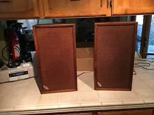 Allied 3070 Stereo Speakers