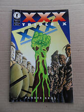Triple X  7 of 7 . Dark Horse 1995 - VF