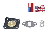 230675 Fuel Pump Rebuild Kit w/ Spring for Kohler Onan Tractor Generator USA
