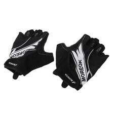 Cycling Gloves Half Finger Silica Gel MTB BMX Bike Bicycle Fingerless Gloves