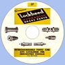 LOCKHEED HYDRAULIC BRAKE PARTS CATALOGUE NON-BRITISH VEHICLES 1939 -1960